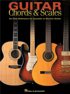 Guitar Chords And Scales Books | Guitar