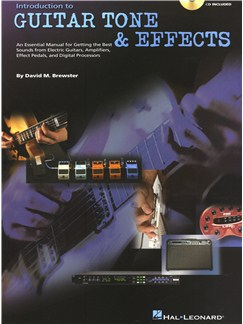 Introduction To Guitar Tone & Efects Books and CDs | Guitar