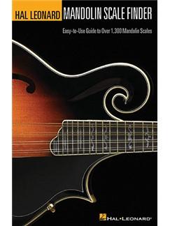 Hal Leonard Mandolin Scale Finder (A5 Edition) Books | Mandolin