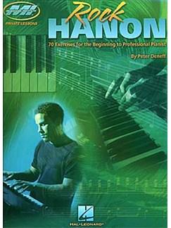 Peter Deneff: Rock Hanon Books | Piano