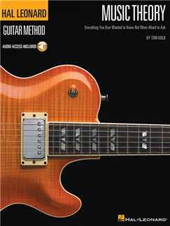 Hal Leonard Guitar Method: Music Theory (Book/Online Audio) Books and Digital Audio | Guitar