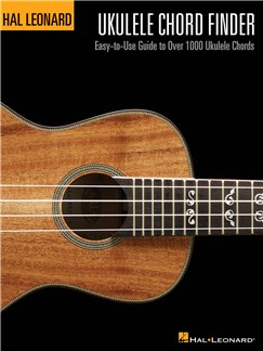 Ukulele Chord Finder Books | Ukulele