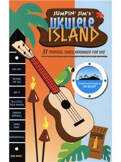 Jumpin' Jim's Ukulele Island Books | Ukulele (with Chord Boxes)