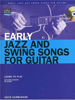 Early Jazz And Swing Songs Books and CDs | Guitar Tab