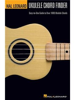 Hal Leonard Ukulele Chord Finder (A5 Edition) Books | Ukulele
