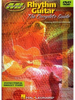 Musicians Institute: Rhythm Guitar - The Complete Guide DVDs / Videos | Guitar