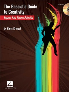 Chris Kringel: The Bassist's Guide To Creativity Books and CDs | Bass Guitar, Double Bass
