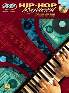 Henry Soleh Brewer: Hip-Hop Keyboard - The Complete Guide (Book and CD) Books and CDs | Keyboard