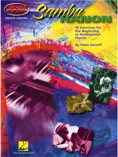 Peter Deneff: Samba Hanon - 50 Exercises For The Beginning To Professional Pianist Books | Piano