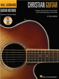 Chad Johnson: Hal Leonard Christian Guitar Method - Guitar TAB And CD Books and CDs | Guitar