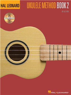 Hal Leonard Ukulele Method - Book 2 Books and CDs | Ukulele