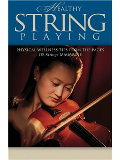 Healthy String Playing Books | String Instruments