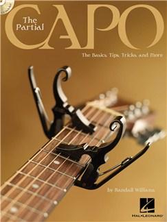 Randall Williams: The Partial Capo CD et Livre | Tablature Guitare