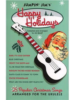 Jumpin' Jim's Happy Holidays Books | Ukulele