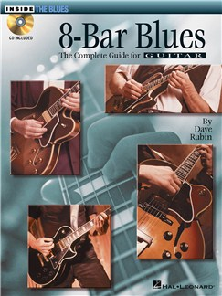 Dave Rubin: Inside The Blues - 8-Bar Blues Books and CDs | Guitar