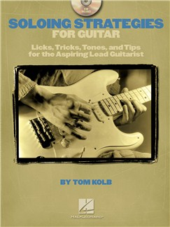 Soloing Strategies For Guitar (Book/Online Audio) Books and Digital Audio | Guitar