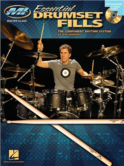 Musicians Institute: Essential Drumset Fills Books and CDs | Drums