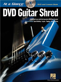 At A Glance - Guitar Shred DVDs / Videos et Livre | Tablature Guitare, Guitare