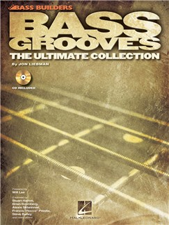 Bass Grooves: The Ultimate Collection Books and CDs | Bass Guitar