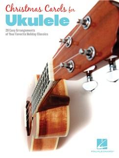 Christmas Carols For Ukulele Books | Ukulele