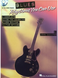 Blues Rhythms You Can Use - A Complete Guide To Learning Blues Rhythm Guitar Styles Books and CDs | Guitar