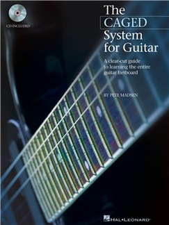 Pete Madsen: The CAGED System For Guitar Books and CDs | Guitar Tab