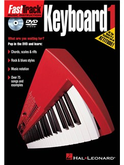 Fast Track Keyboard 1 (DVD) DVDs / Videos | Keyboard