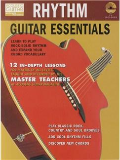 Rhythm Guitar Essentials Books and CDs | Guitar