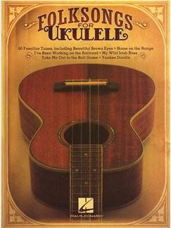 Folk Songs For Ukulele Livre | Ukelele