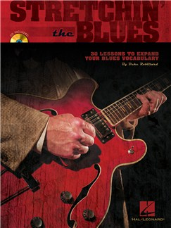 Stretchin' The Blues Books and CDs | Guitar
