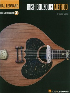 Hal Leonard Irish Bouzouki Method (Book/Online Audio) Books and Digital Audio | Bouzouki