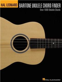 Hal Leonard Baritone Ukulele Chord Finder Books | Ukulele