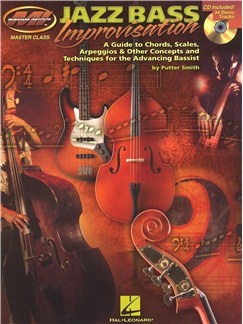 Putter Smith: Jazz Bass Improvisation Books and CDs | Bass Guitar, Double Bass