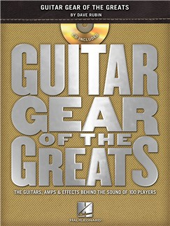 Dave Rubin: Guitar Gear Of The Greats Books and CDs | Guitar