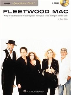 Guitar Signature Licks: Fleetwood Mac CD et Livre | Guitare, Tablature Guitare