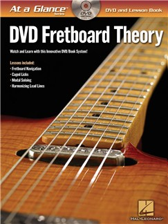 At a Glance - Fretboard Theory Books and DVDs / Videos | Guitar