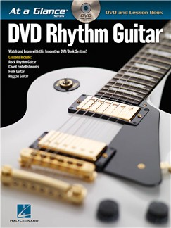At A Glance - Rhythm Guitar Books and DVDs / Videos | Guitar Tab, Guitar