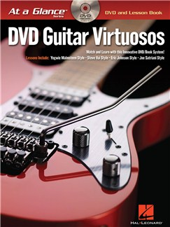 At A Glance - Guitar Virtuosos Books and DVDs / Videos | Guitar Tab, Guitar
