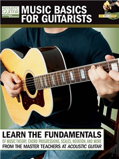 Music Basics for Guitarists Books and CDs | Guitar, Guitar Tab