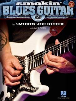 Smokin' Joe Kubek: Smokin' Blues Guitar Books and DVDs / Videos | Guitar Tab, Guitar