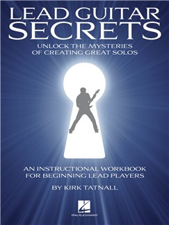 Kirk Tatnall: Lead Guitar Secrets Books and CDs | Guitar, Guitar Tab