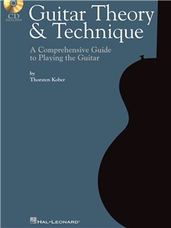 Thorsten Kober: Guitar Theory & Technique Books and CDs | Guitar