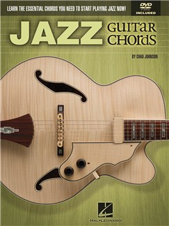 Chad Johnson: Jazz Guitar Chords Books and DVDs / Videos | Guitar