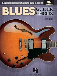 Chad Johnson: Blues Guitar Chords Books and DVDs / Videos | Guitar