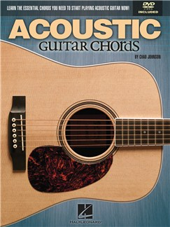 Chad Johnson: Acoustic Guitar Chords Books and DVDs / Videos | Guitar