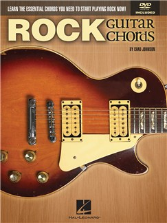 Chad Johnson: Rock Guitar Chords Books and DVDs / Videos | Guitar