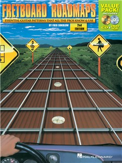 Fred Sokolow: Fretboard Roadmaps Value Pack Books, CDs and DVDs / Videos | Guitar