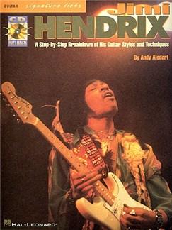 Jimi Hendrix - Signature Licks Books and CDs | Guitar