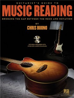 Guitarist's Guide To Music Reading Books and CD-Roms / DVD-Roms | Guitar