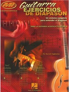 Guitarra Ejercicios De Diapason Books | Guitar